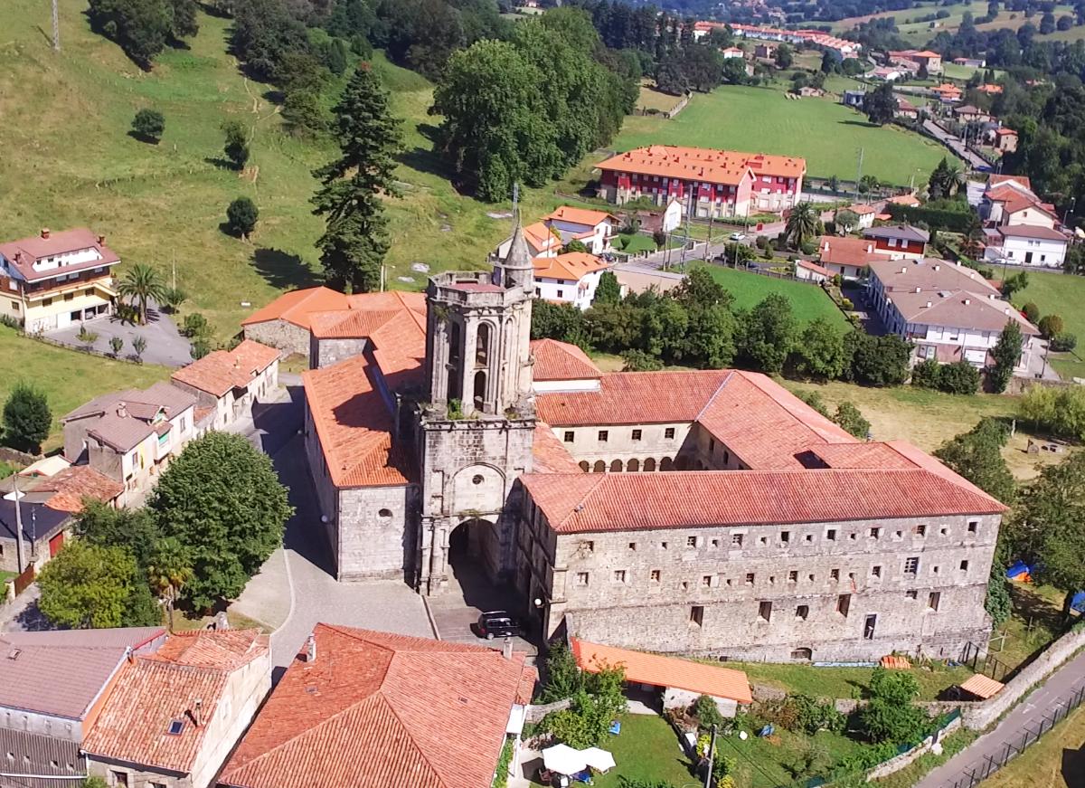 Monasterio El Santuario Nuestra Señora del Soto - Iruz